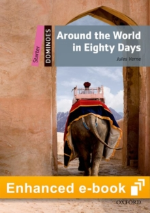Image for Dominoes: Starter: Around the World in 80 Days e-book - buy in-App