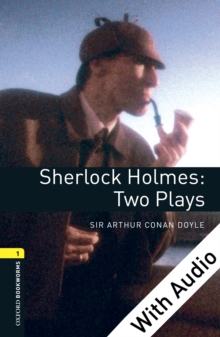 Image for Sherlock Holmes: Two Plays - With Audio