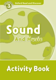Image for Sound and music: Activity book