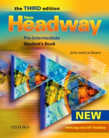 Image for New headway: Pre-intermediate Student's book