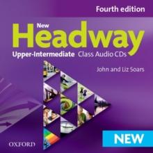 Image for New headwayUpper-intermediate,: Class audio CDs