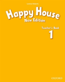 Image for Happy House: 1 New Edition: Teacher's Book