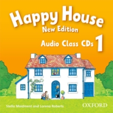 Image for Happy House: 1 New Edition: Class Audio CDs