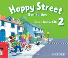 Image for Happy Street: 2 New Edition: Class Audio CDs