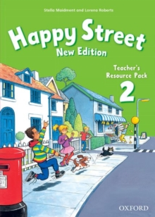 Image for Happy Street: 2 New Edition: Teacher's Resource Pack