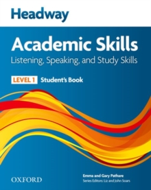 Image for Headway Academic Skills: 1: Listening, Speaking, and Study Skills Student's Book