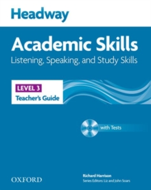 Image for Headway academic skillsLevel 3,: Listening, speaking, and study skills