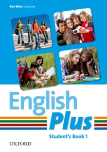 Image for English Plus: 1: Student Book : An English secondary course for students aged 12-16 years