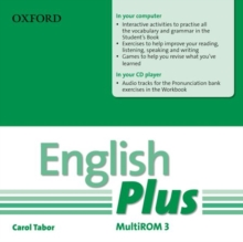 Image for English Plus: 3: Test Bank MultiROM : An English secondary course for students aged 12-16 years
