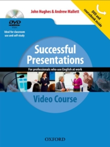 Successful Presentations: DVD and Student's Book Pack