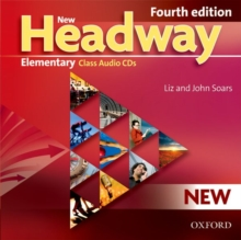 Image for New Headway: Elementary (A1-A2): Class Audio CDs : The world's most trusted English course
