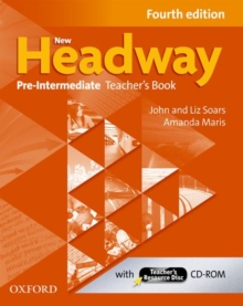 Image for New headway: Pre-intermediate