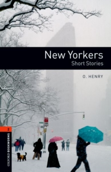Image for Oxford Bookworms Library: Level 2:: New Yorkers - Short Stories