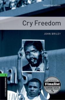 Cry freedom  : a novel - Briley, John