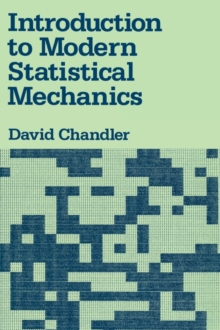 Image for Introduction to modern statistical mechanics
