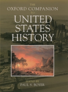 Image for The Oxford companion to United States history