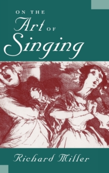 Image for On the art of singing