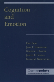 Image for Cognition and emotion