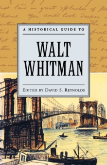 Image for A historical guide to Walt Whitman