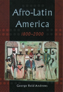 Image for Afro-Latin America, 1800-2000