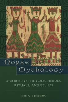 Image for Norse Mythology : A Guide to Gods, Heroes, Rituals, and Beliefs