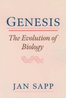 Image for Genesis : The Evolution of Biology