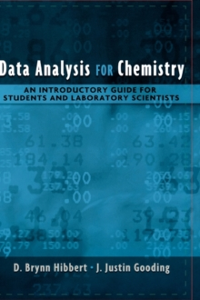 Image for Data analysis for chemistry  : an introductory guide for students and laboratory scientists