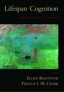Image for Lifespan Cognition : Mechanisms of Change