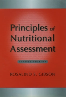 Image for Principles of nutritional assessment