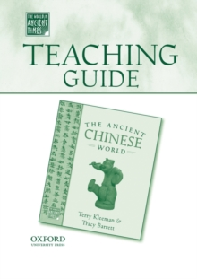 Image for Teaching Guide to the Ancient Chinese World