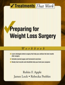Image for Preparing for Weight Loss Surgery : Workbook