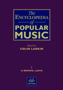 Image for The encyclopedia of popular music