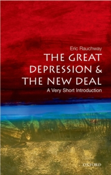 Image for The Great Depression & the New Deal  : a very short introduction