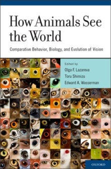 Image for How Animals See the World : Comparative Behavior, Biology, and Evolution of Vision