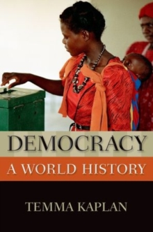 Image for Democracy  : a world history