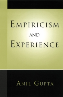 Image for Empiricism and experience