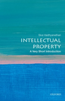 Image for Intellectual property  : a very short introduction