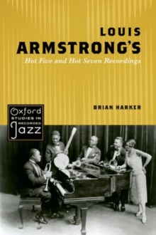 Image for Louis Armstrong's Hot Five and Hot Seven recordings