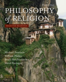 Image for Philosophy of Religion : Selected Readings