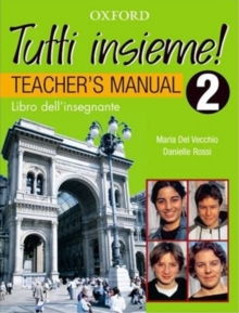 Image for Tutti Insieme! Level 2 Teacher Book
