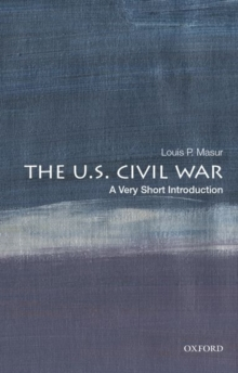Image for The U.S. Civil War  : a very short introduction