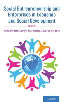 Image for Social entrepreneurship and enterprises in economic and social development