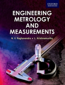 Image for Engineering metrology and measurements