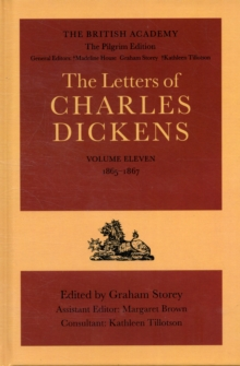 Image for The letters of Charles DickensVol. 11: 1865-1867