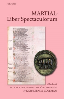 Image for Liber spectaculorum