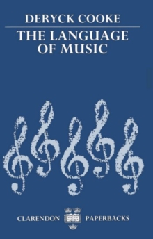Image for The Language of Music