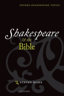 Image for Shakespeare and the Bible