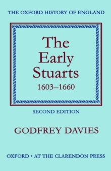 Image for The early Stuarts, 1603-1660