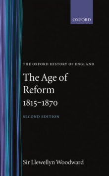 Image for The age of reform, 1815-1870