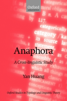 Image for Anaphora
